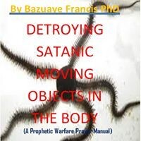 DESTROYING SATANIC MOVING OBJECTS IN THE BODY (It's Ebook not Hardcover)