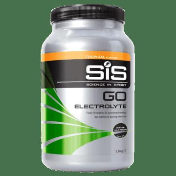 SiS Go Electrolyte Powder, Тропик, 1,6 кг.