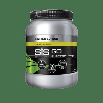 SiS Go Electrolyte Powder, Лимон/Лайм, 1 кг.