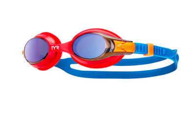 Детские Очки TYR KIDS SWIMPLE GOGGLES MIRRORED