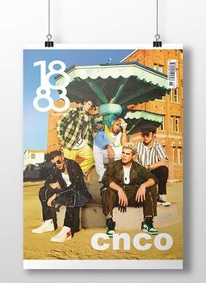 CNCO cover  poster