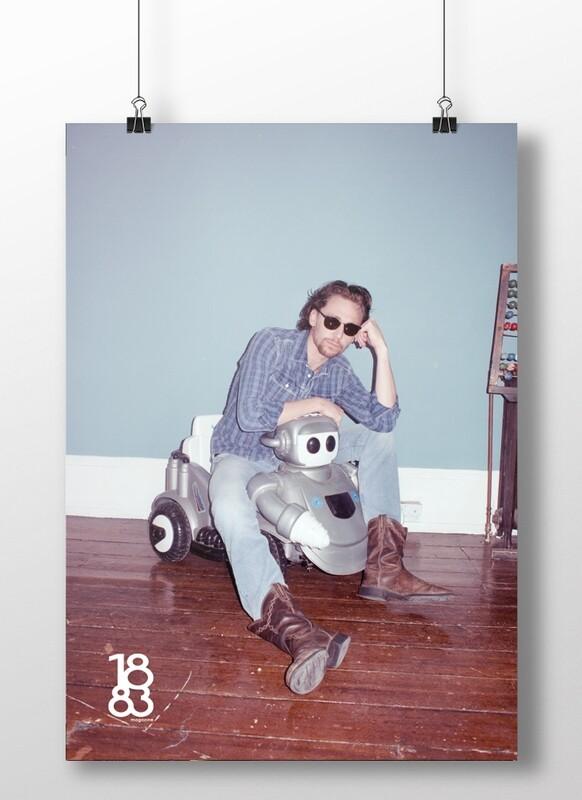 Tom Hiddleston poster 2