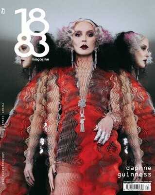 1883 Magazine Reset Issue Daphne Guinness