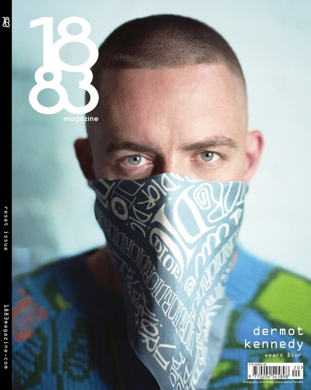 1883 Magazine Reset Issue Dermot Kennedy