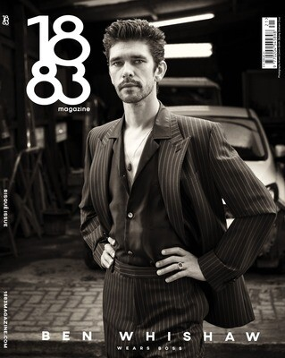 1883 Magazine Risqué Issue Ben Whishaw