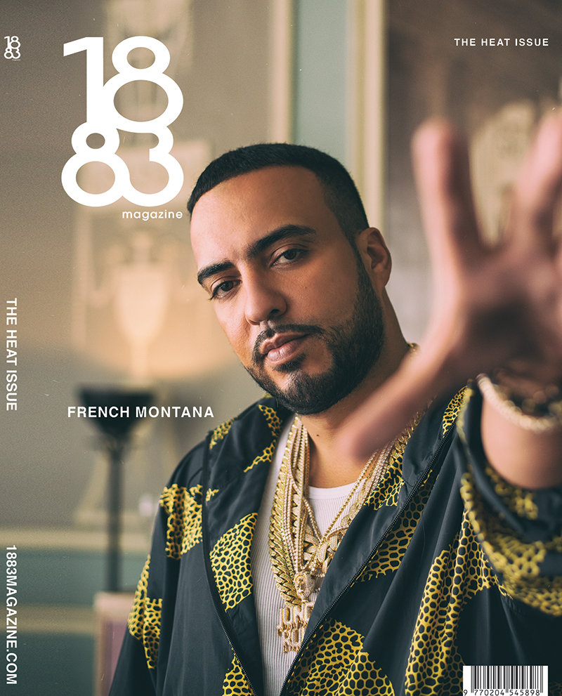 1883 Magazine The Heat Issue French Montana