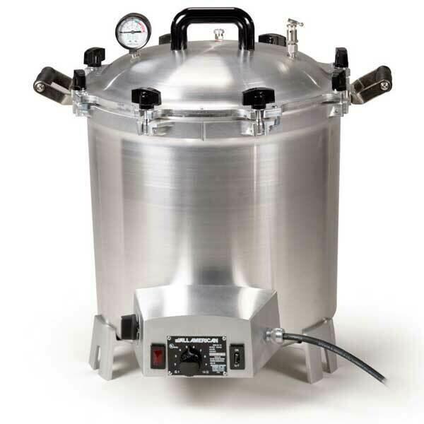All American 41 Quart Benchtop Sterilizer - 120 volt - $979.95 - (Option for $25 deposit)