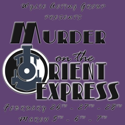 Show Poster - Murder on the Orient Express