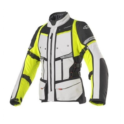 Giacca Clover LADY GTS-4 AIRBAG Touring col. G/GR