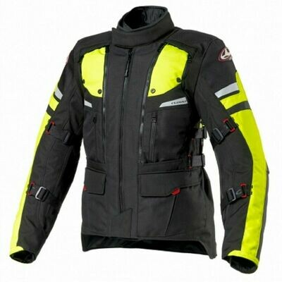 Giacca Clover DAKAR WP AIRBAG Touring col. N/G