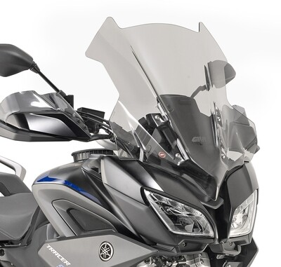 D2139S - Cupolino GIVI per Yamaha Tracer 900 18-20, Tracer 900 GT 18-20
