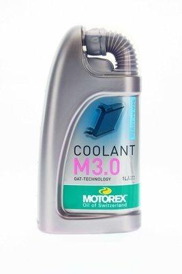 LIQUIDO MOTOREX COOLANT M3.0 pronto all'uso!