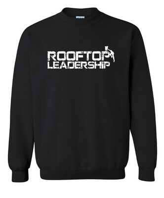 Crewneck Rooftop Sweatshirt (Unisex)