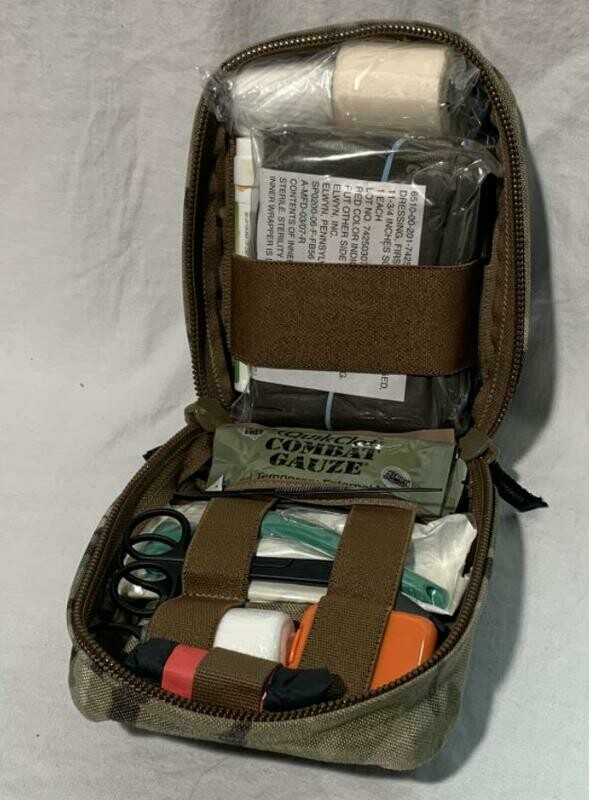DRIVER'S FIRST AID KIT D-FAK