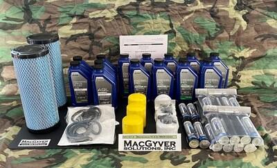 Maintenance Kit A for MRZR-D2/D4