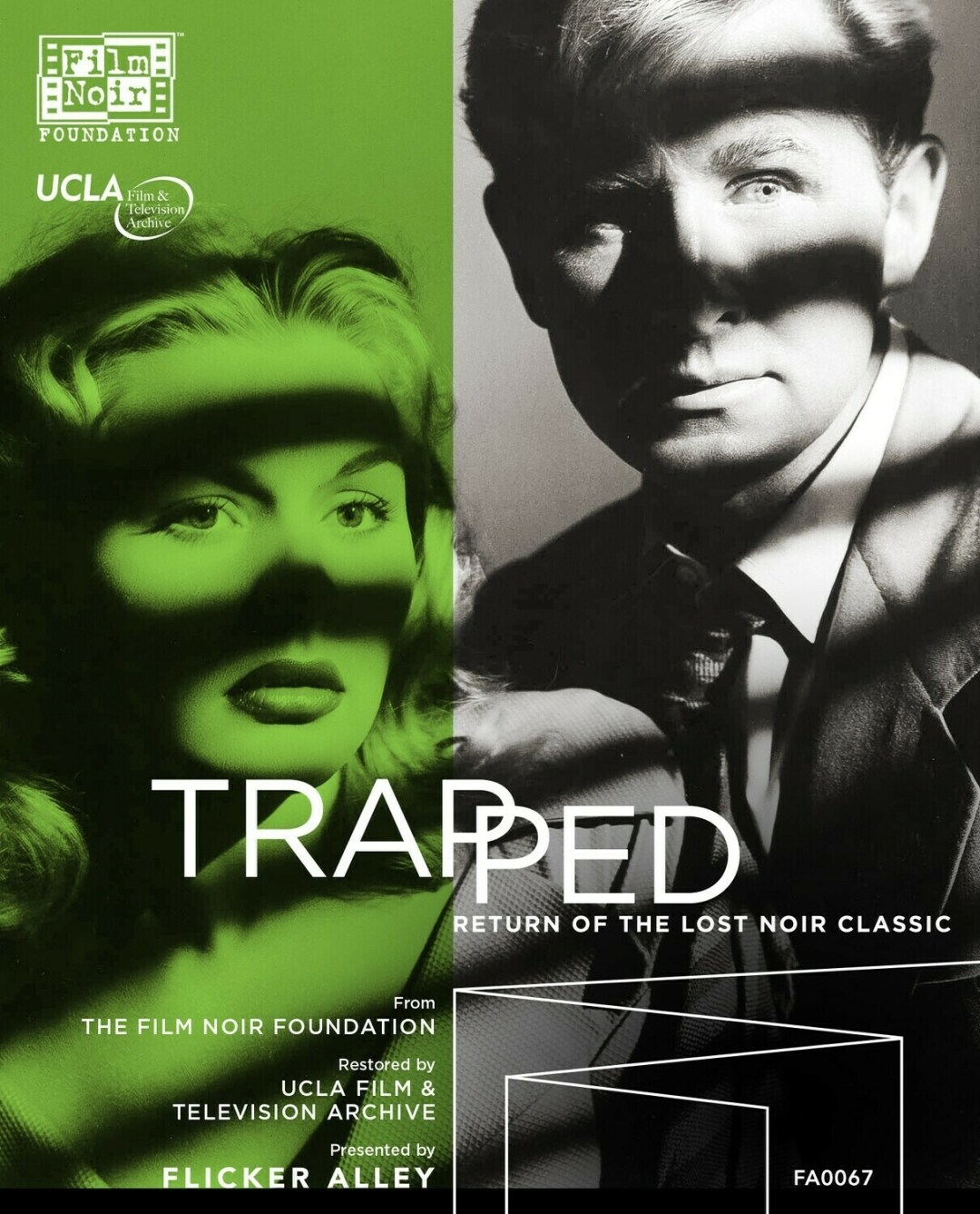 TRAPPED (1949) Fully restored on Blu-ray and DVD!