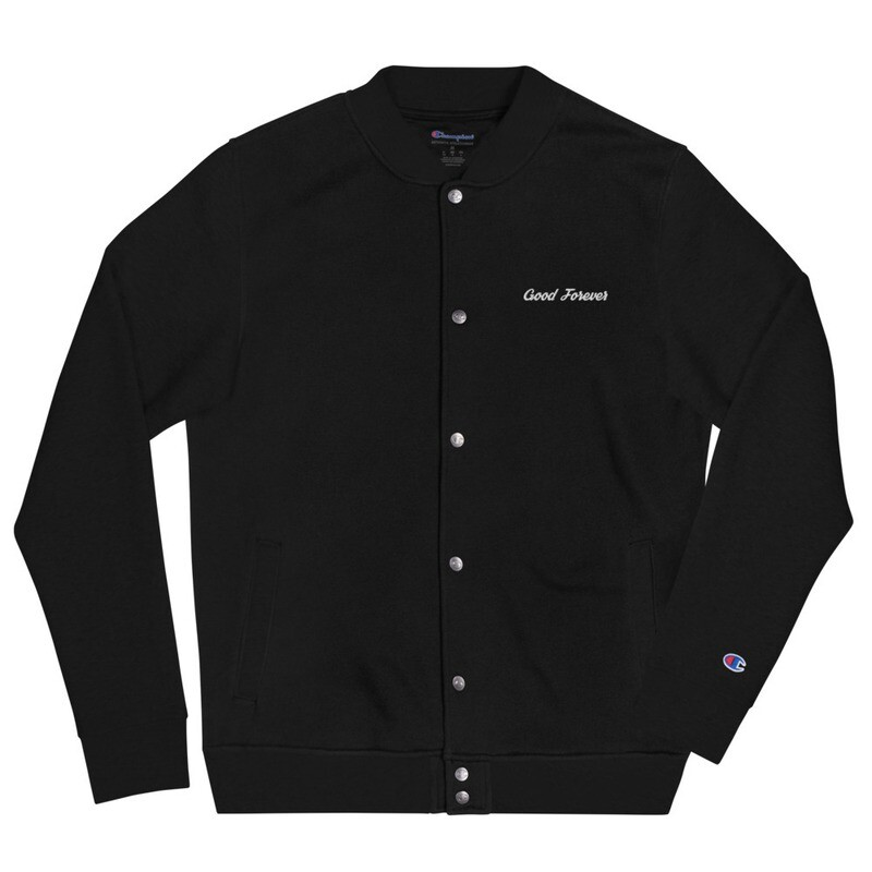 Good Forever Signature Bomber Jacket