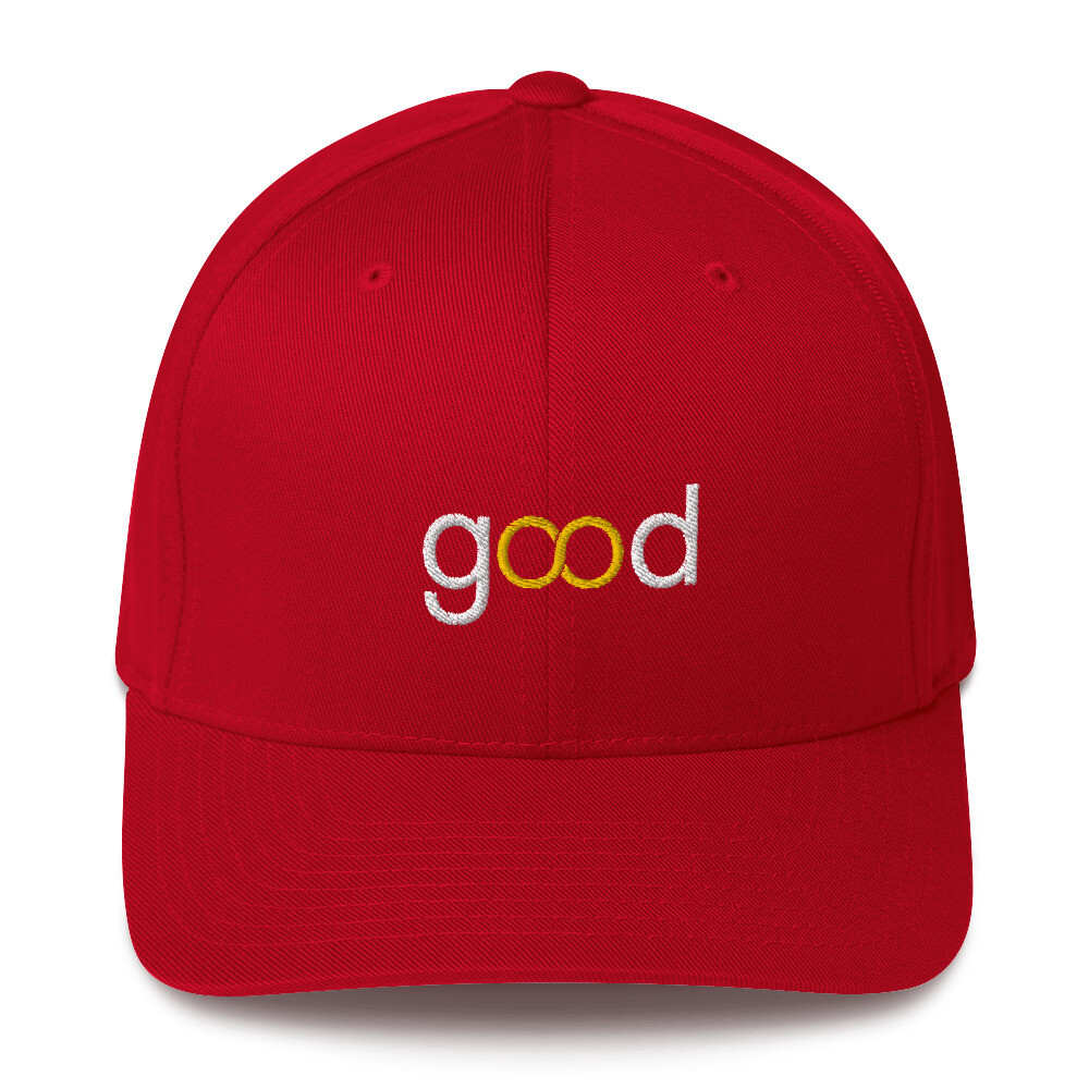 Good Forever infinity Candy Red Cap