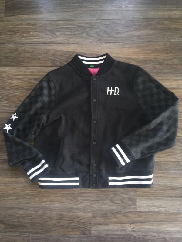 Veste à Manches Longues pour Femme Harley-Davidson® Checkered 97456-18VW
