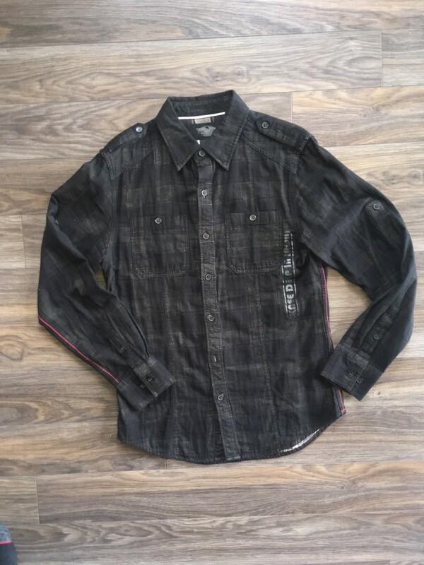 Chemise à Manches Longues pour Homme Harley-Davidson® 96478-13VM