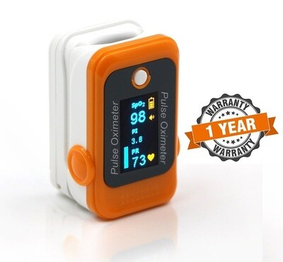 Made in India Best Finger Tip Pulse Oximeter