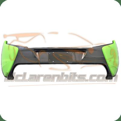 650S style rear bumper set