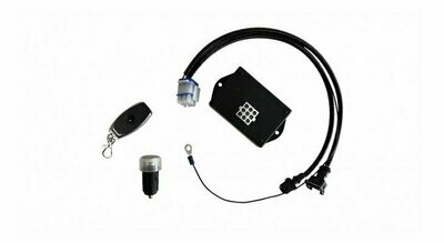 Switchtronic exhaust flap remote control
