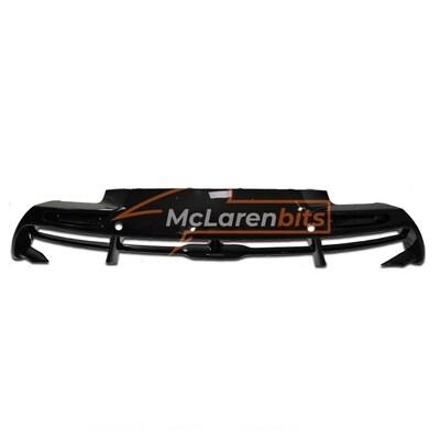 Rear lower bumper