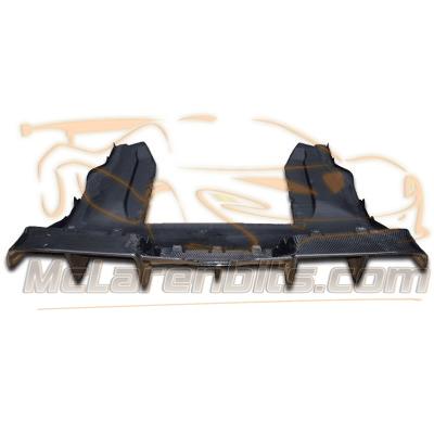 12C & 650s diffuser GT design