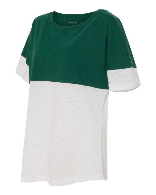 Short Sleeve Pom Pom Jersey