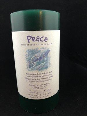 Herbal 3/6 Pillar - Peace