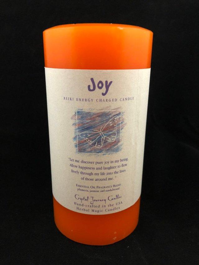 Herbal 3X6 Pillar - Joy