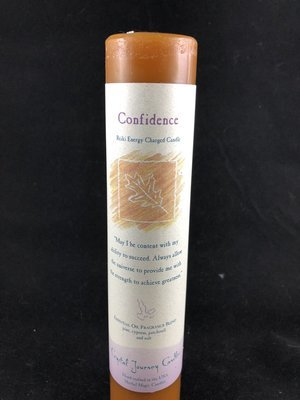 Herbal magic pillar- Confidence
