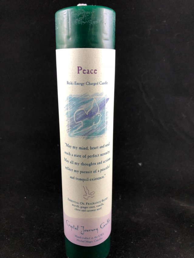 Herbal Magic Pillar