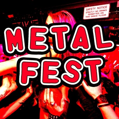Metal Fest - Fundraiser for Krakatoa