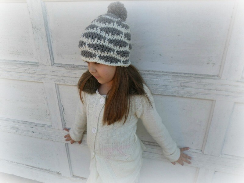 Brooklyn Beanie Crochet Pattern