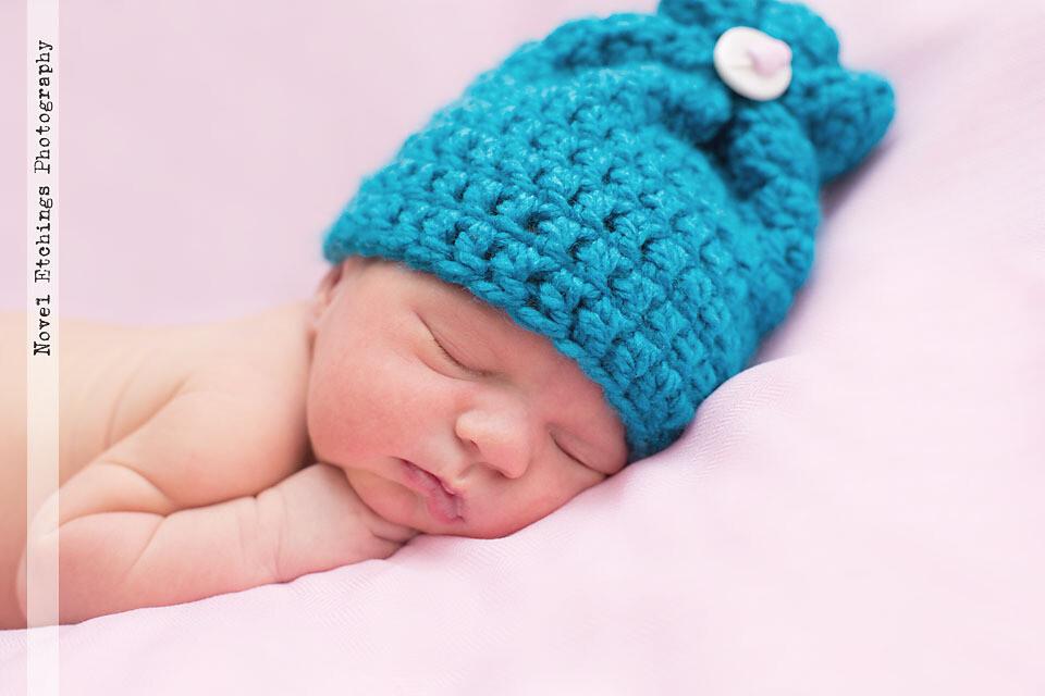 Cotton Candy Beanie Crochet Pattern