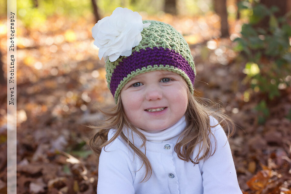 Crisscross Cluster Beanie Crochet Pattern