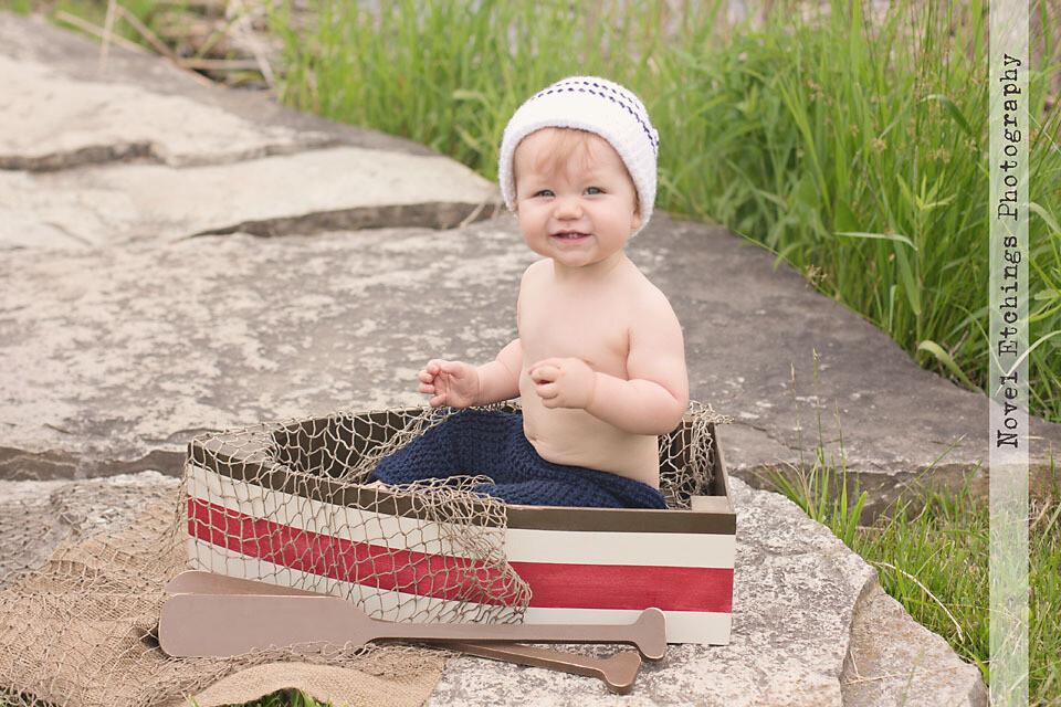 Sailor Boy Crochet Pattern