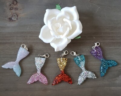 Mermaid Stitch Marker Set