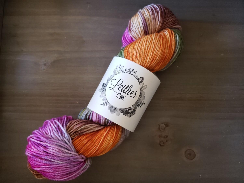 Turtle Bay Hand Dyed Yarn