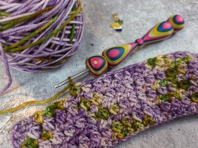 May Flowers Crochet Hook