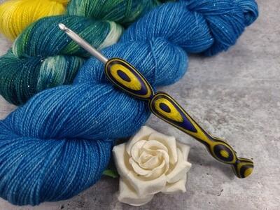 Starry Night Crochet Hook