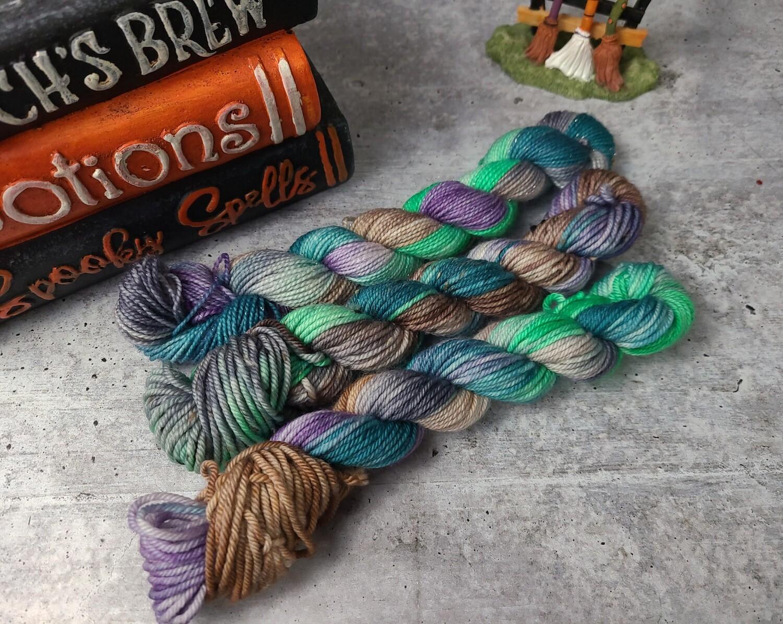 Sanderson House Hand Dyed Yarn