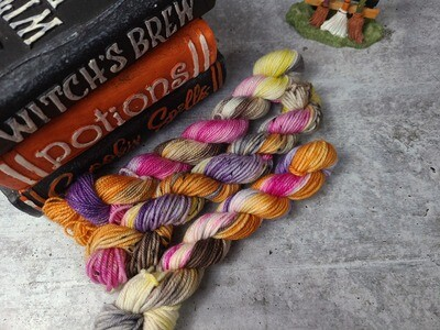 Amock Hand Dyed Yarn