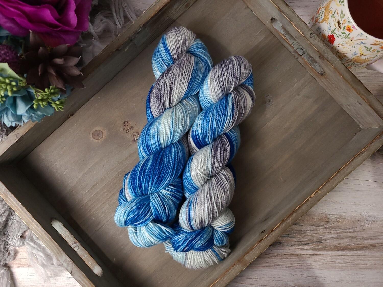 Wonderland (Sock) Hand Dyed Yarn