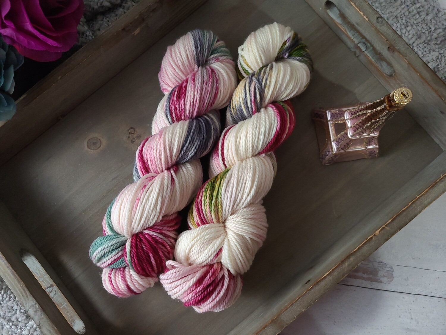 Paris Hand Dyed Yarn