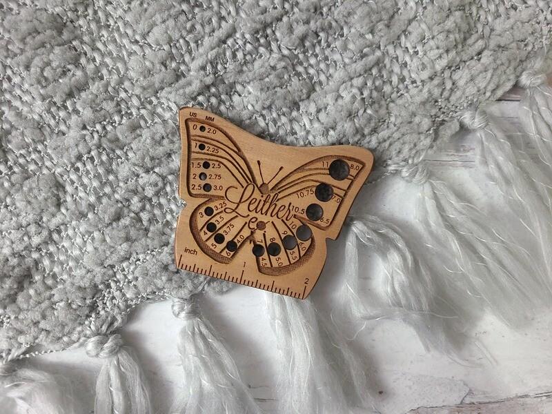 Butterfly Hook Gauge