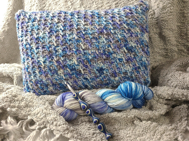 Sydney Pillow Crochet Kit