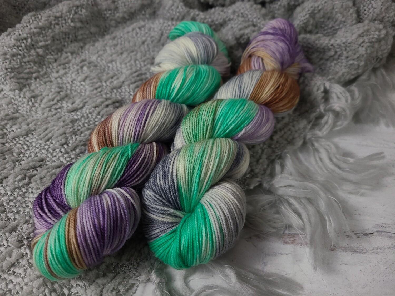Japan (Sport) Hand Dyed Yarn